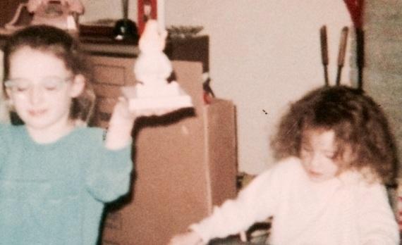 My sister & me...