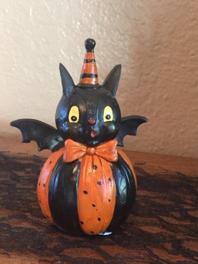 Batty about Halloween