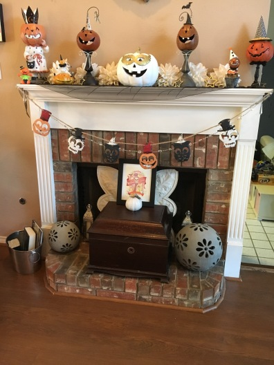 My Mantel